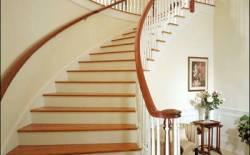 Báo giá cầu thang, bậc cầu thang gỗ tự nhiên
