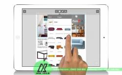 Thiết kế nội thất qua phần mềm thiết kế