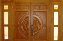 Báo giá cửa gỗ nội thất AP