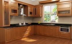 Lựa chọn tủ bếp đẹp và hiện đại cho không gian bếp