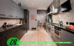 5 điều cần lưu ý khi chọn tủ bếp công  nghiệp