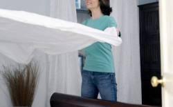 Cách vệ sinh giường ngủ để luôn sạch sẽ, thơm tho