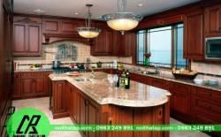 So sánh tủ bếp gỗ Xoan Đào và gỗ Lim