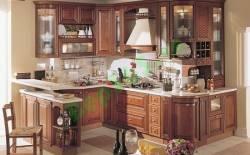 Nên chọn tủ bếp gỗ xoan đào hay tủ bếp gỗ sồi
