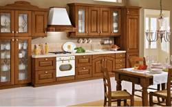 Sản xuất các mẫu tủ bếp đẹp