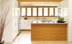 Xu hướng màu sắc cho tủ bếp gỗ năm 2016
