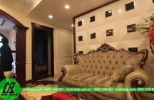 Thi công nội thất tân cổ điển tại Hà Đông