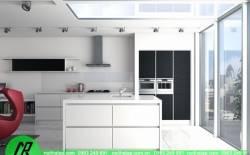 Có nên sử dụng tủ bếp nhựa PVC ?