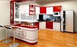 Những đặc tính tuyệt vời của tủ bếp nhựa Picomat
