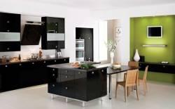 Yếu tố màu sắc và vật liệu trong nội thất tủ bếp