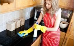 Tổng hợp cách vệ sinh các loại bề mặt tủ bếp cho bạn