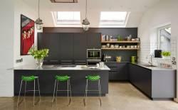 Tủ bếp là linh hồn của không gian bếp