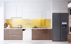 Những căn hộ chung cư nên lựa chọn những loại tủ bếp nào?