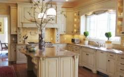 Những mẫu tủ bếp cho biệt thự xứng tầm đẳng cấp