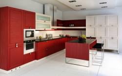 Lựa chọn vị trí đặt tủ bếp tốt nhất cho gia đình