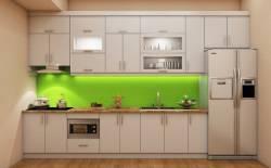 Lý do bạn nên lựa chọn tủ bếp hình chữ I cho phòng bếp
