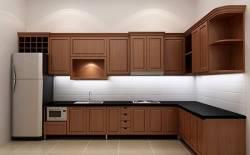 Tủ bếp chữ L - mang phong cách hiện đại đến mọi không gian bếp