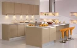 Tủ bếp Laminate - tủ bếp cho mọi nhà