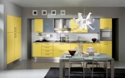 Vì sao tủ bếp Acrylic lại phù hợp cho những không gian bếp sang trọng