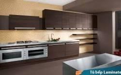 Tủ bếp nhựa đẹp, rẻ - Cách phối màu cho phòng bếp nhà bạn.