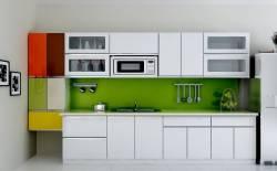Tủ bếp acrylic sang trọng hiện đại cho căn phòng bếp nhà bạn.