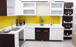Các thiết kế mở cho không gian bếp nhà bạn với tủ bếp nhựa cao cấp.