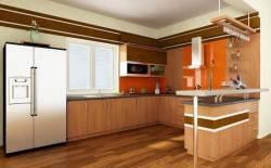 Tại sao tủ bếp Acrylic ngày càng được ưa dùng?