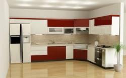 Cách kết hợp màu hoàn hảo cho không gian bếp