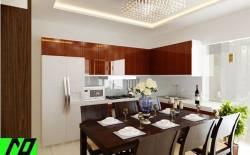 """Những cách """"nới rộng"""" không gian bếp vô cùng tinh tế"""