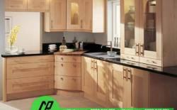 Lựa chọn thiết bị nội thất thông minh cho không gian bếp chật hẹp