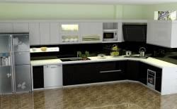 Xu hướng mới cho không gian bếp sành điệu