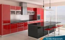Xu hướng lựa chọn tủ bếp nhựa cho bếp đẹp và sành điệu