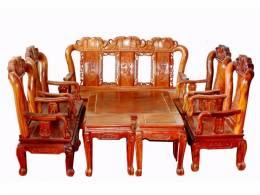 Bàn ghế phòng khách đẹp AP PK02