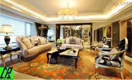 Nội thất phòng khách 125T
