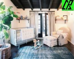 Những mẫu thiết kế phòng ngủ cho bé yêu