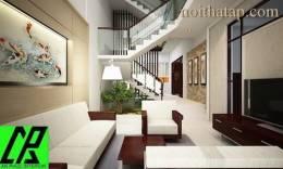 Những mẫu phòng khách theo phong cách hiện đại