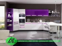tủ bếp hiện đại 15