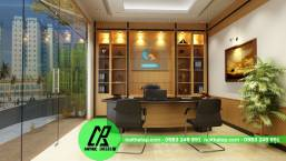Mẫu thiết kế nội thất văn phòng hà nội AP-VP1369