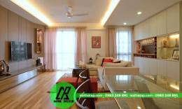 Mẫu nội thất chung cư cao cấp AP-NC1370