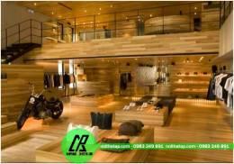 Thiết kế nội thất Showroom đồ gỗ AP-SR1370