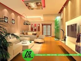 Thiết kế nội thất chung cư ở Bắc Ninh AP-NC1371