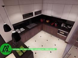 Thiết kế nội thất chung cư Times city sang trọng AP-NC1374