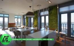 Mẫu thiết kế nội thất chung cư Ecopark AP-NC1375