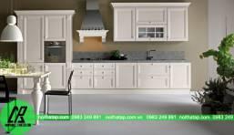 Thiết kế tủ bếp tại chung cư Times city