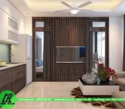 Thiết kế nội thất chung cư ấn tượng tại Royal city