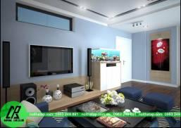Thiết kế nội thất chung cư B2 Phạm Ngọc Thạch