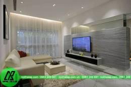 Thiết kế nội thất chung cư đẹp- nhà anh Lộc
