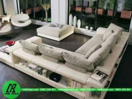 Sofa nỉ loại 5