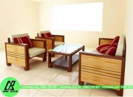 Sofa gỗ loại 1