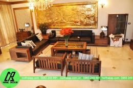 Sofa gỗ loại 2